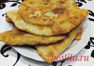 (4) Чебуреки - пошаговый рецепт с фото. Автор рецепта АнжеЛика . - Cookpad