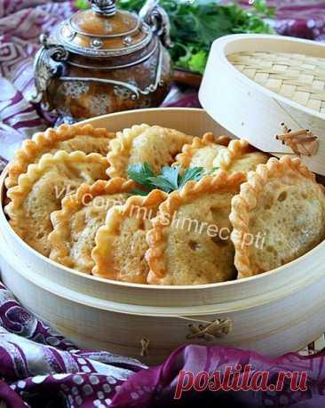 Джюсай Нан / Уйгурская кухня - Рецепт восточной кухни