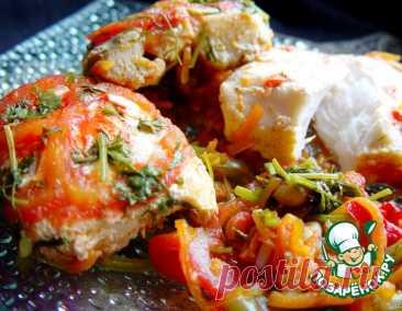 Рыба по-мароккански – кулинарный рецепт