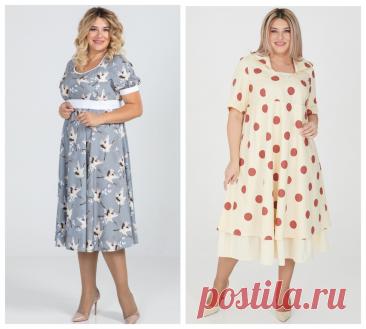 7 фасон летних платьев для полной фигуры: Выбираем красивую модель платья   Школа стиля 50+   Яндекс Дзен