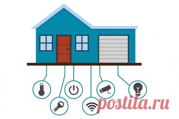 Насколько ваш умный дом безопасен? | «Компью-помощь»