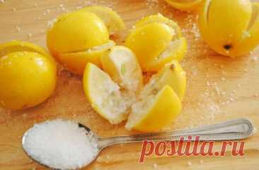 Узнайте зачем оставлять в спальне лимон с солью Все знают ополезных пищевых икосметических свойствах лимона. Номало кто догадывается, что его...