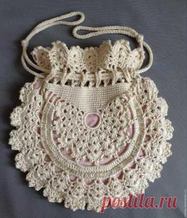 Вязаные сумки. Модели с описанием и идеи для вдохновения | Магия Вязания / Knitting Magic | Яндекс Дзен