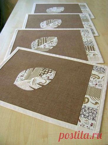 Текстильные салфетки для сервировки стола. А Вы ими пользуетесь или предпочитаете просто скатерть стелить? Идеи декора! | Юлия Жданова | Яндекс Дзен