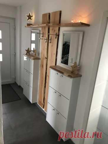 Тумба в коридоре или что, по моему мнению, должно быть в маленькой прихожей... | Дизайнер интерьера & Любитель | Яндекс Дзен