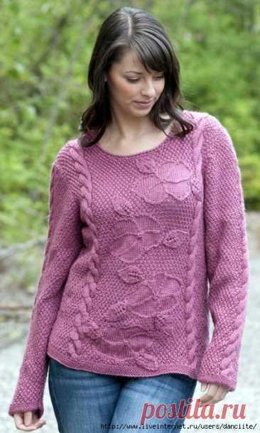 Вязание спицами / Knitting | Записи в рубрике Вязание спицами / Knitting | Дневник Петля_Мебиуса