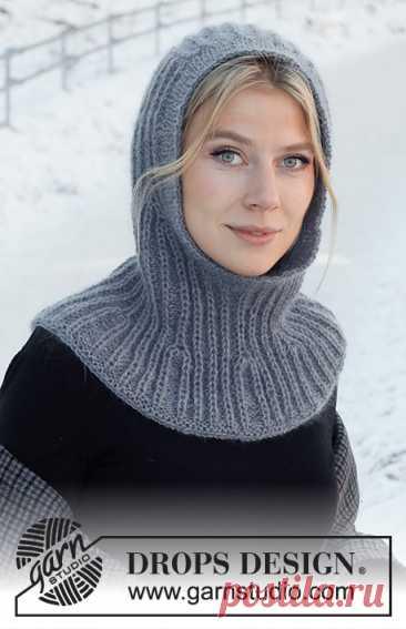 Балаклава Wrapped in Wonder - блог экспертов интернет-магазина пряжи 5motkov.ru