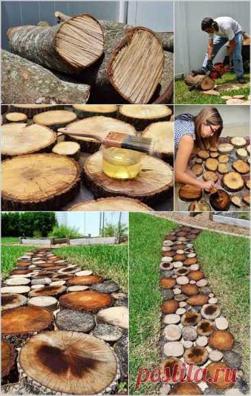 Дерево на участке: самодостаточные идеи, достойные реализации Древесина — добротный природный материал. Широко используется он как для строительства, так и в дизайнерских целях. Деревянные конструкции всегда эффектно выглядят в саду и на дачном участке. Декор из...