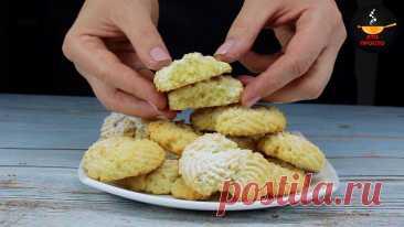 Готовлю быстрое печенье, доступное каждому: обычно одной порции нам мало (по рецепту моей бабушки) | Евгения Полевская | Это просто | Яндекс Дзен