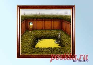 Побег от серой реальности в яркий мир красок с Яцеком Ерки - ГОРНИЦА Побег от серой реальности в яркий мир красок с Яцеком Ерки. В 1952 году в городе Торуни (Польша), в семье художника родился мальчик