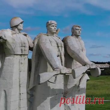 По местам великих сражений: куда стоит съездить, чтобы вспомнить героев Второй Мировой войны | Соло - путешествия | Яндекс Дзен