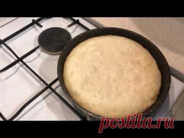 Готовим хлеб дома на сковороде