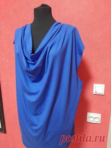 Шьем нарядную блузку с вырезом качели | Мир модной одежды | Яндекс Дзен