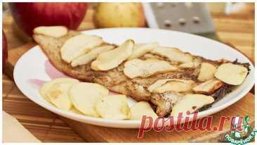 Пангасиус с яблоками, в духовке Кулинарный рецепт