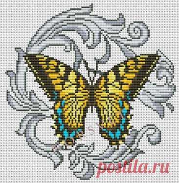 Gallery.ru / Монарх - Бабочки - Norsvet