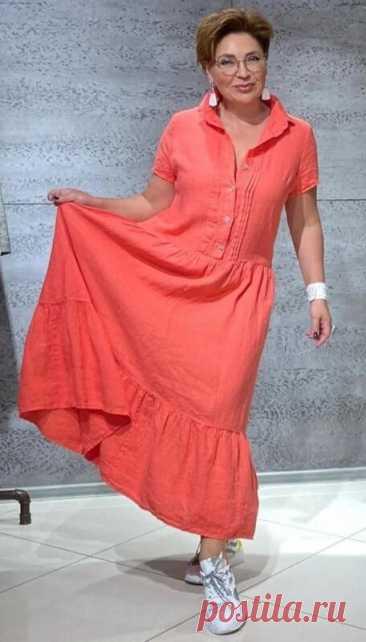 Стильные дамы в красивых летних платьях (модели для любых фигур) | Мода в деталях | Яндекс Дзен