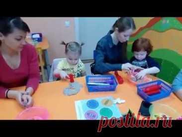 """Занятия для малышей - Детский центр развития """"Яркие дети"""""""