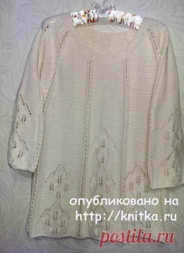 Страница 9 рубрики Вязание для женщин спицами