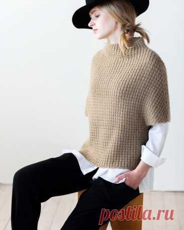 Пуловер (схема).