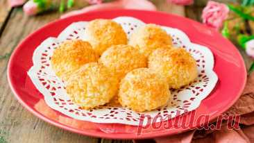Как приготовить мягкое кокосовое печенье: идеальный рецепт + ВИДЕО - Домашний Ресторан