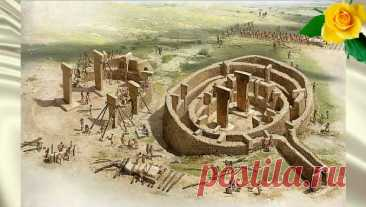 Самое старое сооружение в мире Гебекли-Тепе - его удивительные загадки