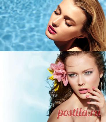 Макияж для отпуска: что из косметики нужно взять на море | Уроки макияжа | Категория