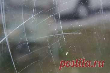 Как удалить царапины со стекла — это просто! Наверное, многие изнас сталкивались сситуацией, когда наповерхности стекла появлялись царапины. Будь тоавтомобильное...