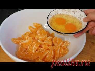 Возьмите апельсины и приготовьте невероятно вкусный рецепт.