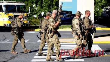 Newsweek: США создали секретную армию из 60 000 солдат