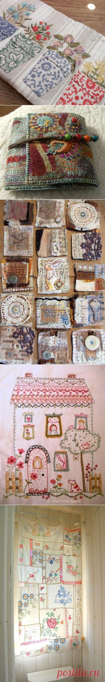 Текстиль-арт
