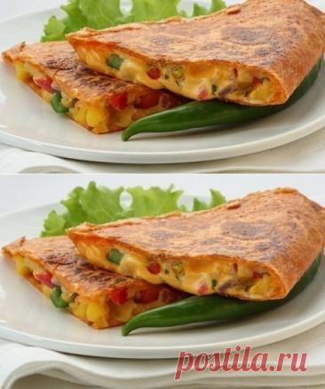 Тортилья (испанский омлет) рецепт – испанская кухня: завтраки. «Еда»