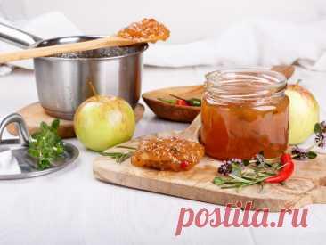 Яблочное масло: рецепт - Smak.ua