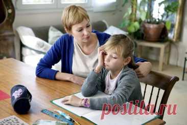 Вы делаете уроки со своими детьми? Читайте! - Образованная Сова