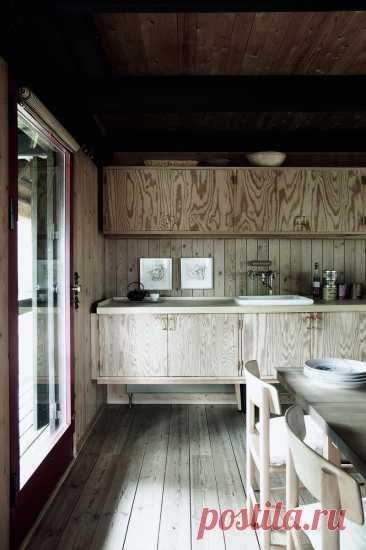 Фанера в современном интерьере | Роскошь и уют
