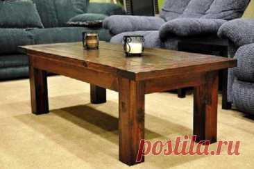 Средство, которое уберет царапины с любой деревянной мебели. Похоже на магию!
