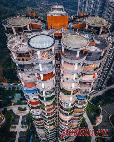 Жилой комплекс в Гуйяне. Китай