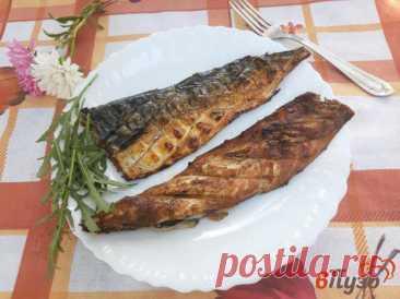 Скумбрия на мангале 2 - рецепты с фото на vpuzo.com