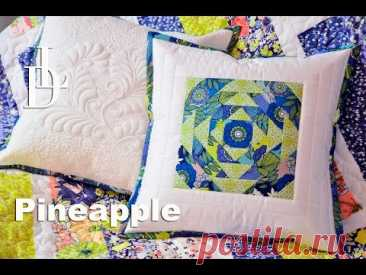 Patchwork Ananas - Pineapple