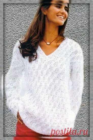 Вязание. Давайте свяжем из мохера уютный пуловер, джемпер, свитер, и многое другое, что душе угодно. Подборка моделей. | 101 СЕКРЕТ | Яндекс Дзен