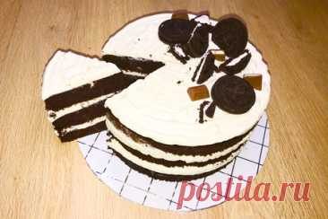 Торт гиннесс – рецепт с фото