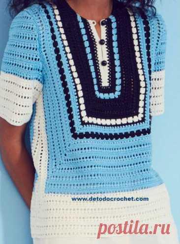 Moda Primavera 2018 Crochet / DIY