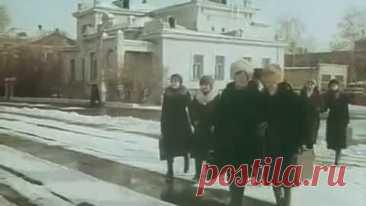 Фильм о городе Сызрань. 1983 год.