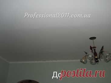 Натяжні стелі - Professional2011