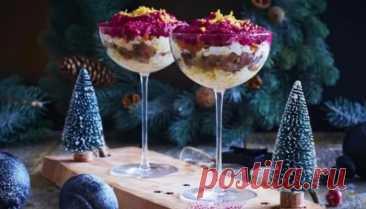 Новогодние салаты 202 1- рецепты самых лучших салатов в новый год Готовим самые вкусные и красивые салаты на Новый 2021 год. Для Вас 21 рецепт с грибами, морепродуктами, овощами, слоёные. Лучшие салаты.