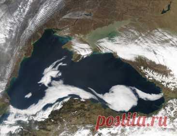 Интересные факты о Чёрном море Море, документальные упоминания о котором относятся ещё к V веку до н.э.