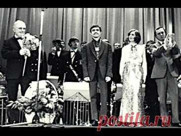 Валерий Ободзинский и Алла Пугачева- Словно день тому назад