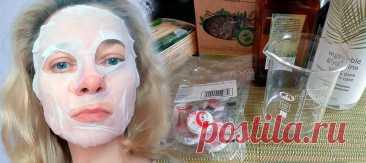 Тканевые маски своими руками в самых простых и недорогих домашних условиях   ✧Сама себе косметолог✧   Яндекс Дзен