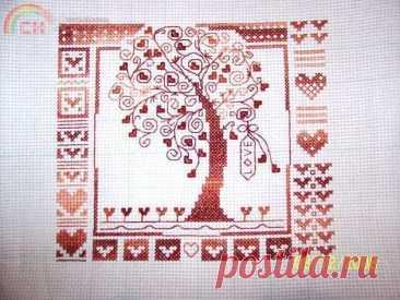 Natasha Mlodetski - Charming tree  Edited by Cristina at 2016-4-12 07:16