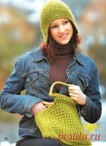 Шапки-загляденье из энциклопедии вязания. Игривые и задорные женские и детские модели   Молодая вязальщица   Яндекс Дзен