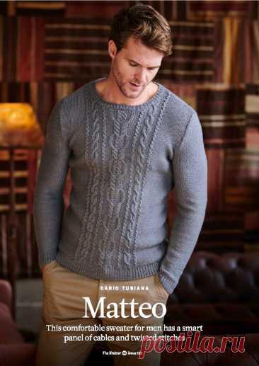 Вязание. Несколько ярких идей для весны из моего любимого английского журнала The Knitter | Сундучок с подарками | Яндекс Дзен